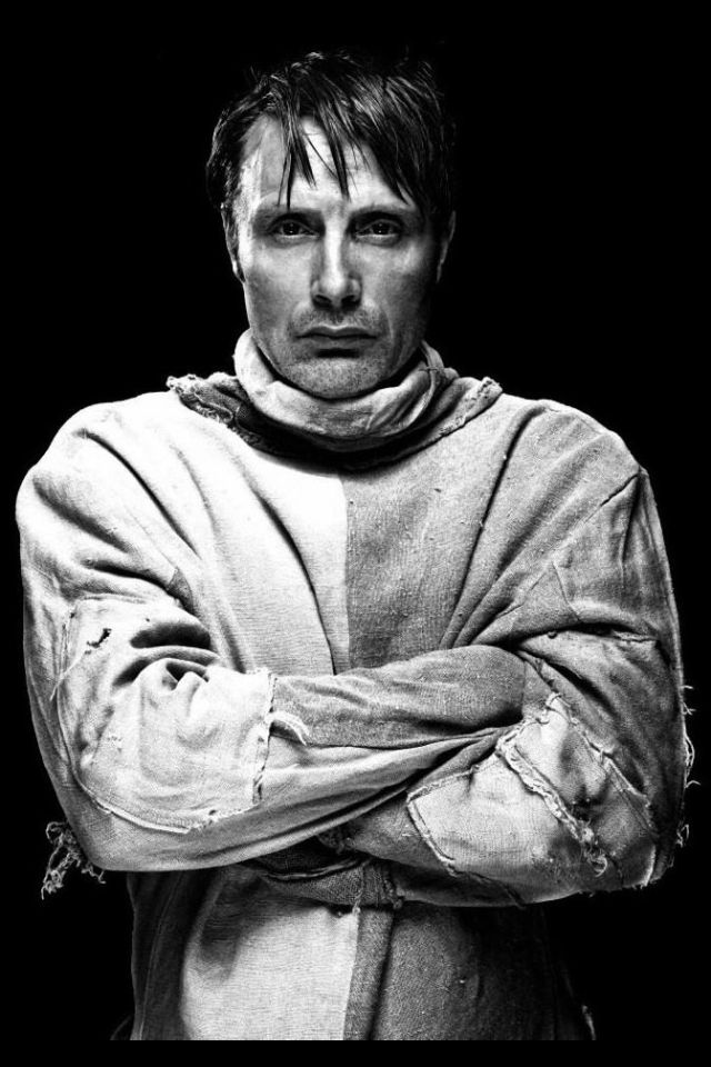 Mads, you're so fine you need to be in a straight jacket!  RF
