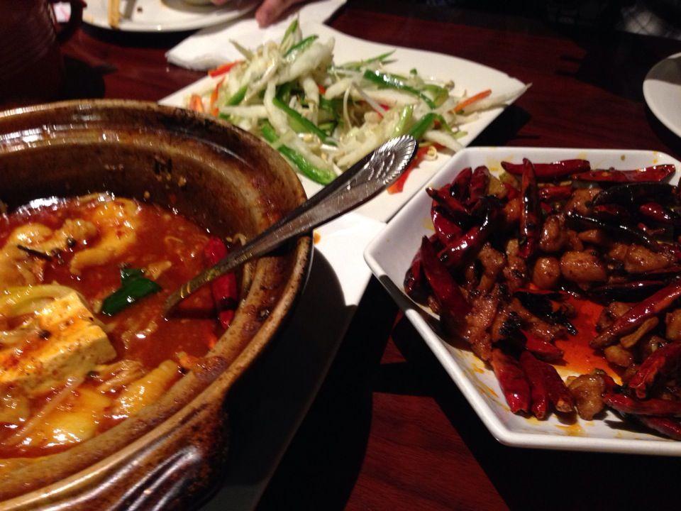 Szechuan Bistro Spicy Pork Pork Ribs Best Chinese Food