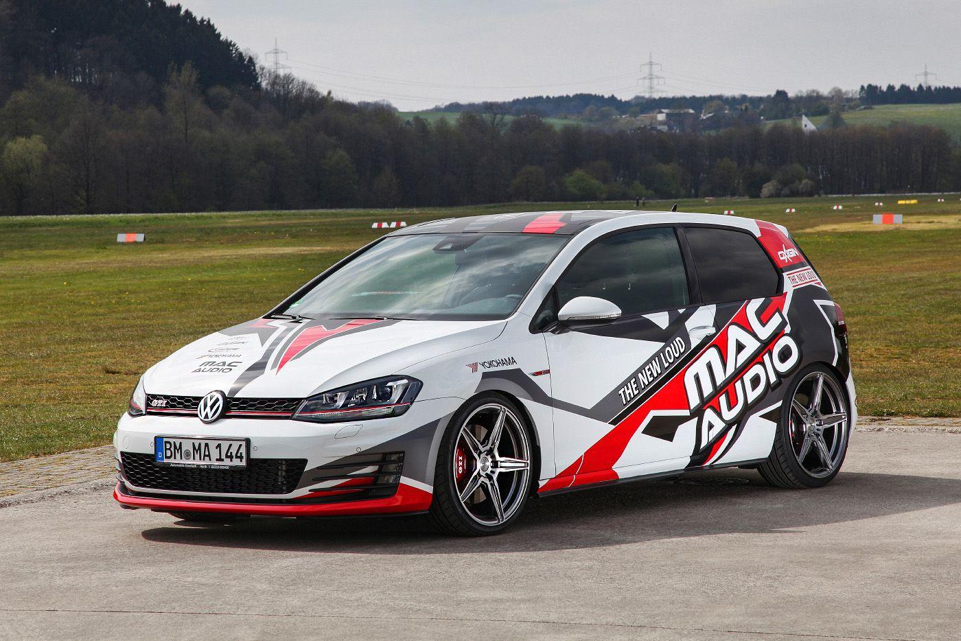 Golf GTI 7 Performance for Mac Audio | Sight Auto. Graphics ...