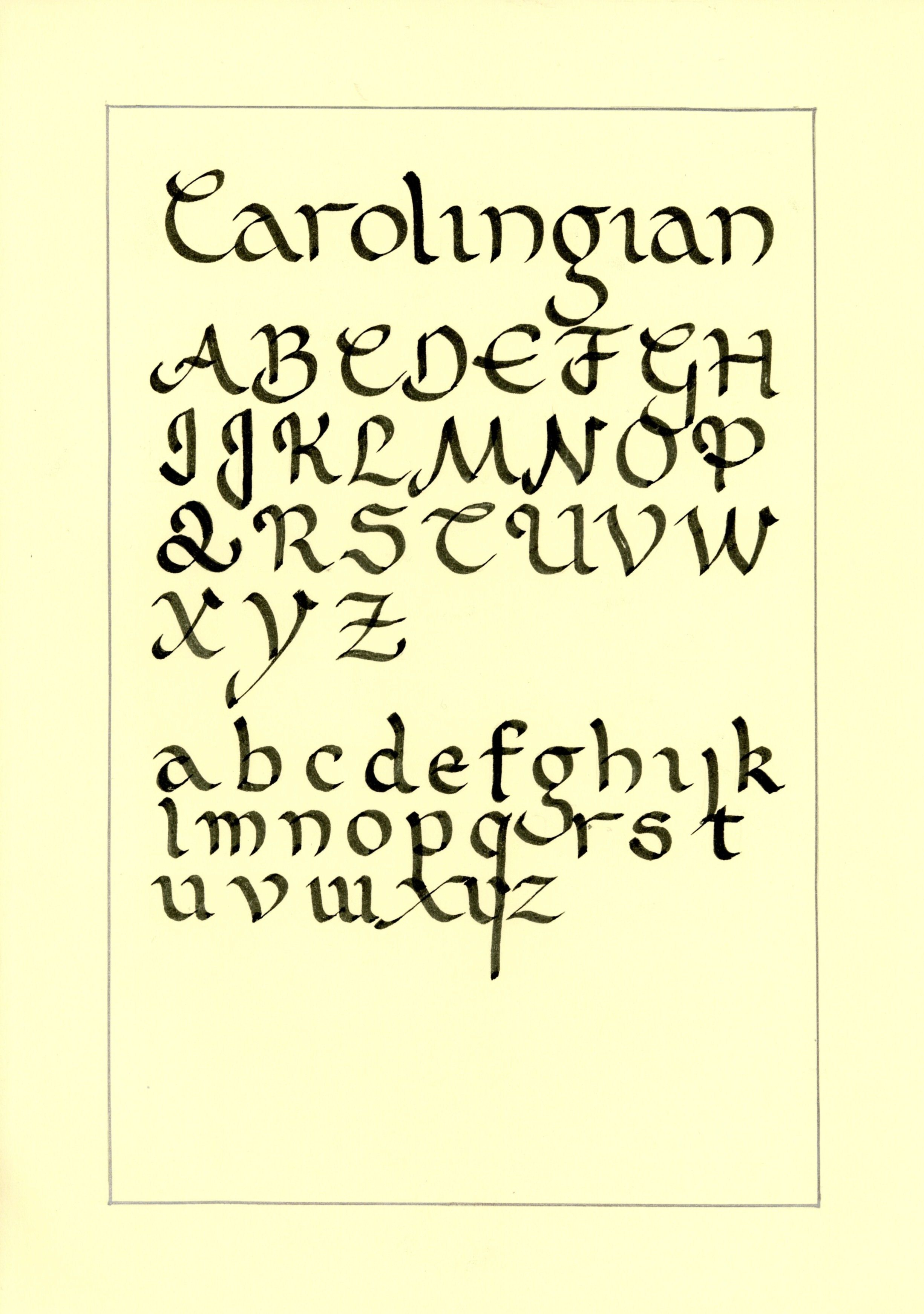 Calligraphy for all occasions atlas pinterest carolingian calligraphy for all occasions expocarfo Image collections
