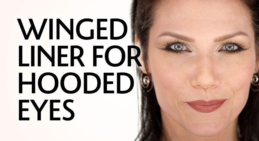 @Sephora TV presents Winged Liner for Hooded Eyes Tutorial #sephora