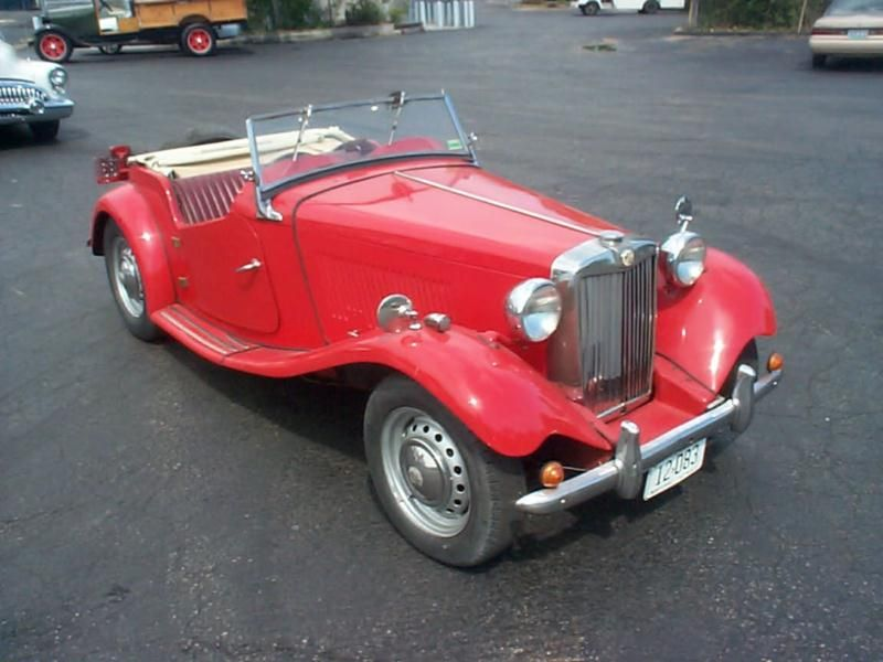 Hagerty Valuation Tool >> 1952 Mg Td Values Hagerty Valuation Tool Vintage Mgs
