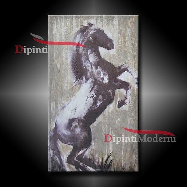 http://www.dipintimoderni.it/quadro-con-cavallo-sbizzarrito.html ...