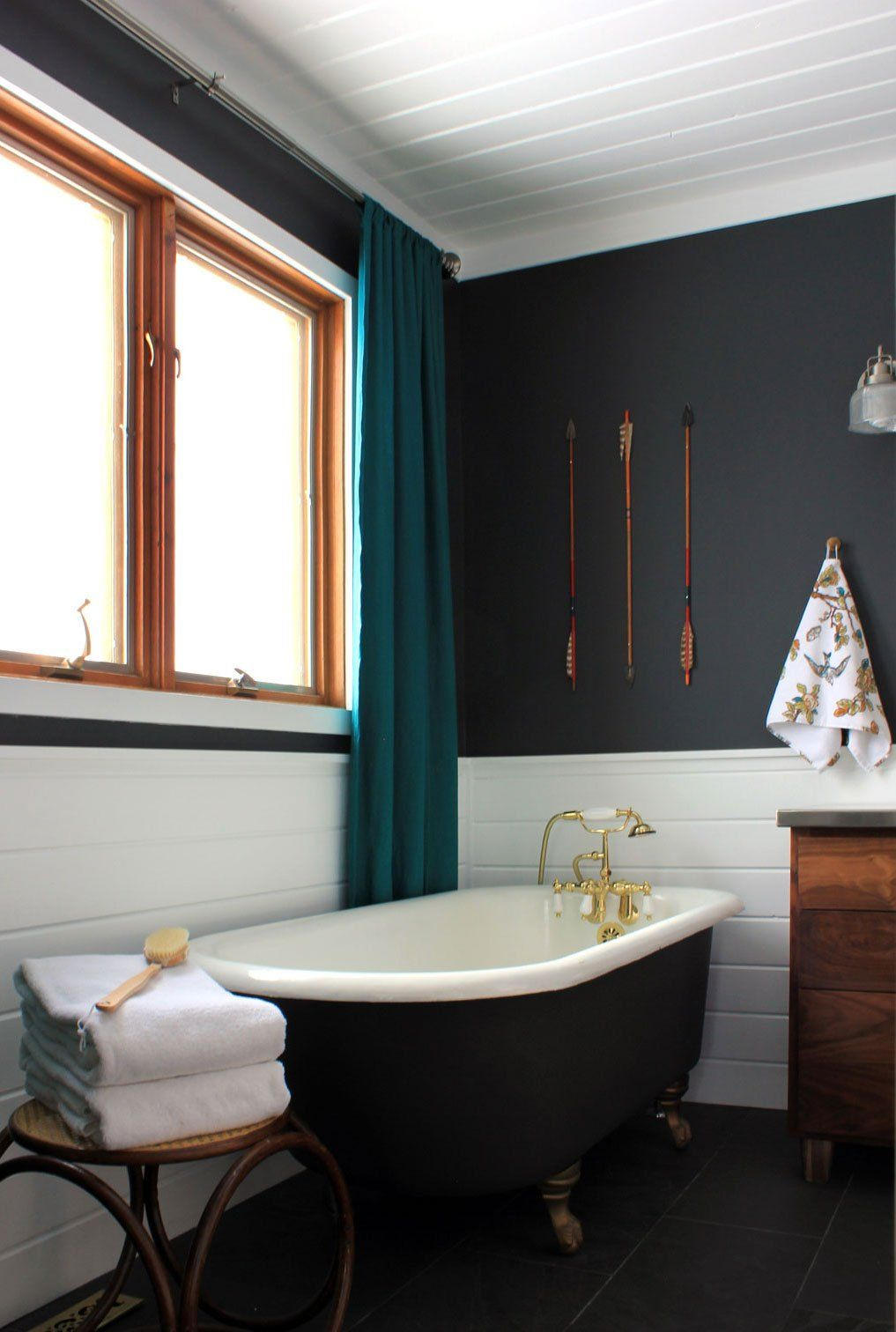 Best Colors To Paint Small Bathroom