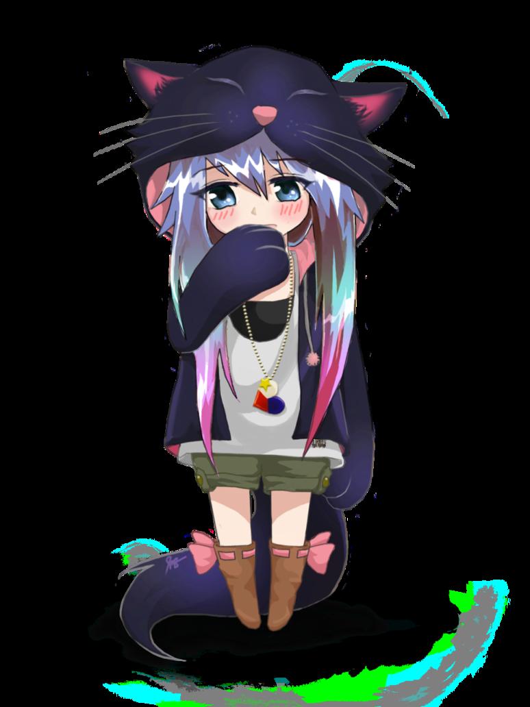 anime chibi neko Buscar con Google Neko, Chibi, Anime