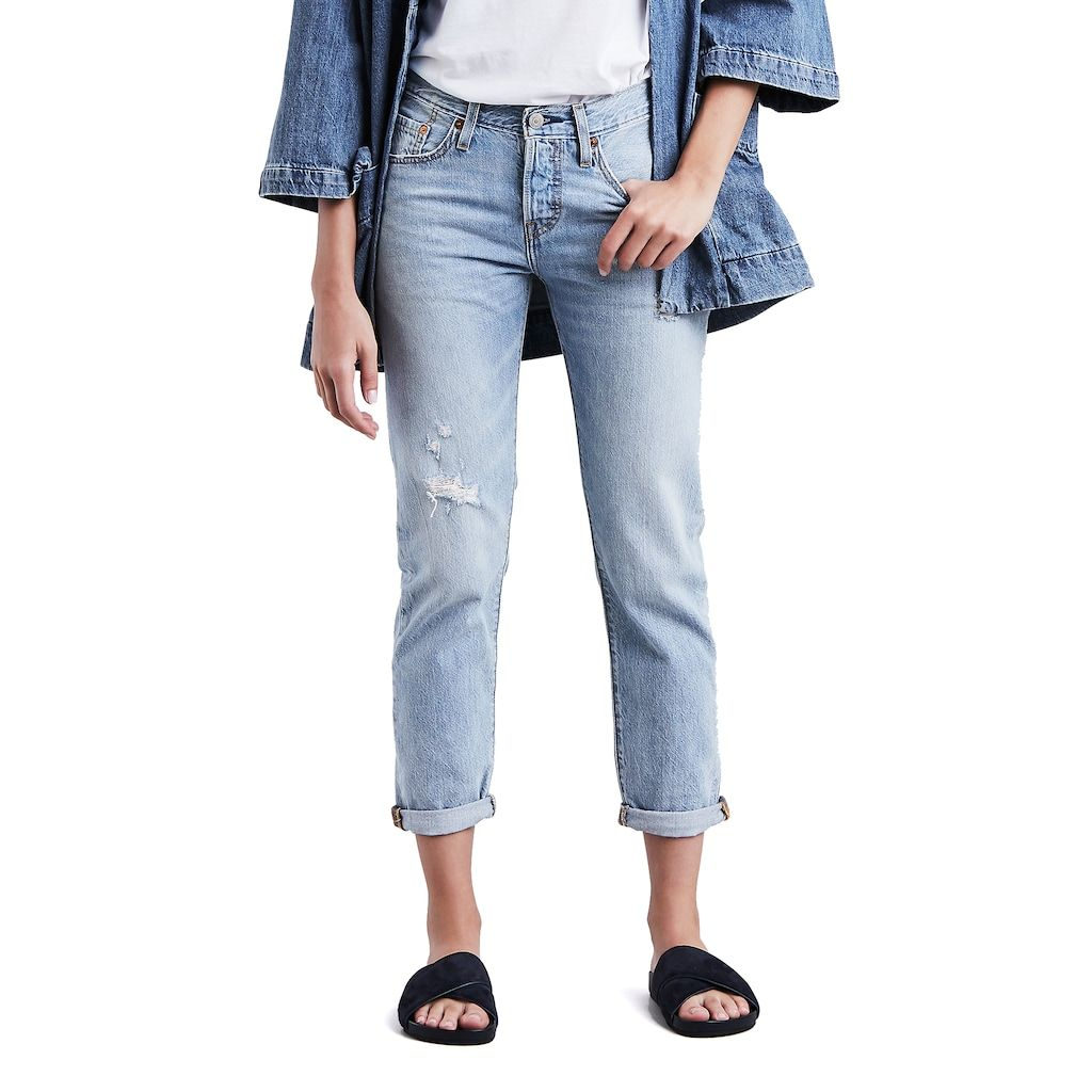 Women's Levi's® 501 Tapered Ankle Jeans | Tapered jeans