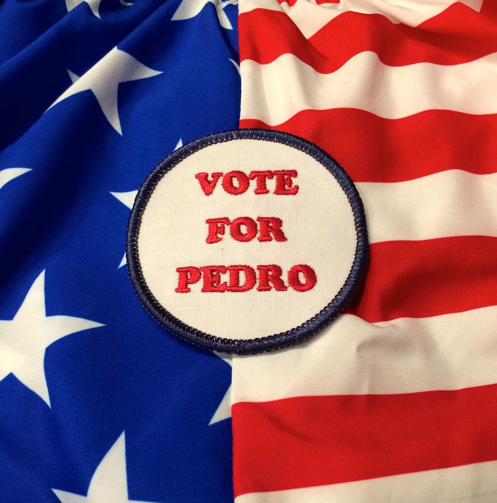 Vote for Pedro morale patch #epicmovie