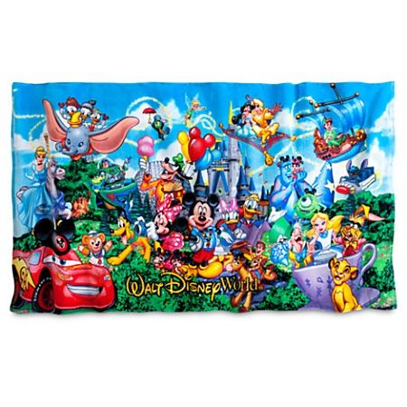 Disney Beach Towel Mickey Mouse And
