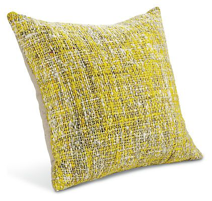 Weave this pillow cover