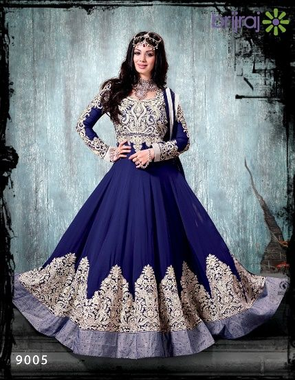 Were you waiting for new collections of Brijraj's anarkali suits ...