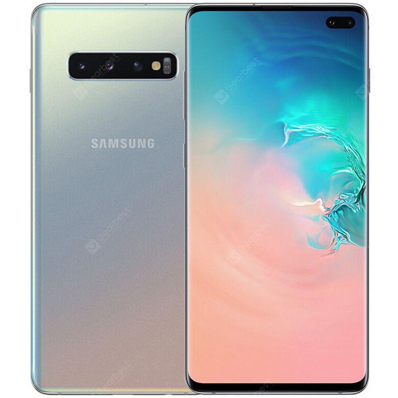 Samsung Galaxy S10 4g Smartphone 8gb Ram 128gb Rom Global Version Silver Samsung Galaxy Galaxy Samsung
