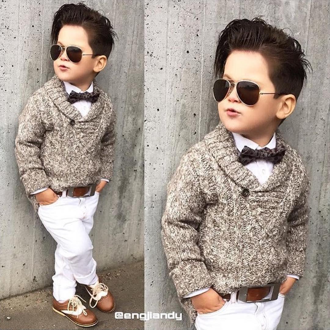 Men Fashion Goals ( menfashiongoals) • fotos e vídeos do Instagram Niños  Bien Vestidos d6514d63c11b