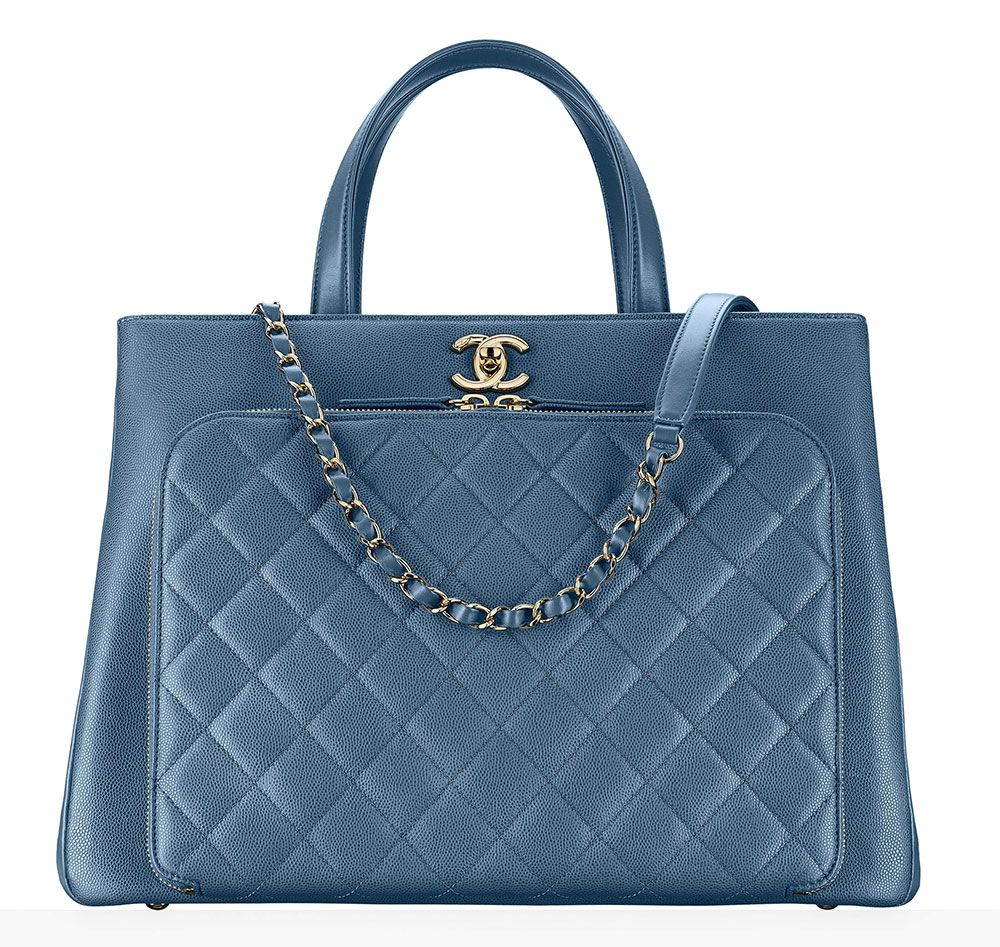 Chanel Releases Its Gest Lookbook Ever For Pre Collection Spring 2017 We Have All 115 Bags And Prices