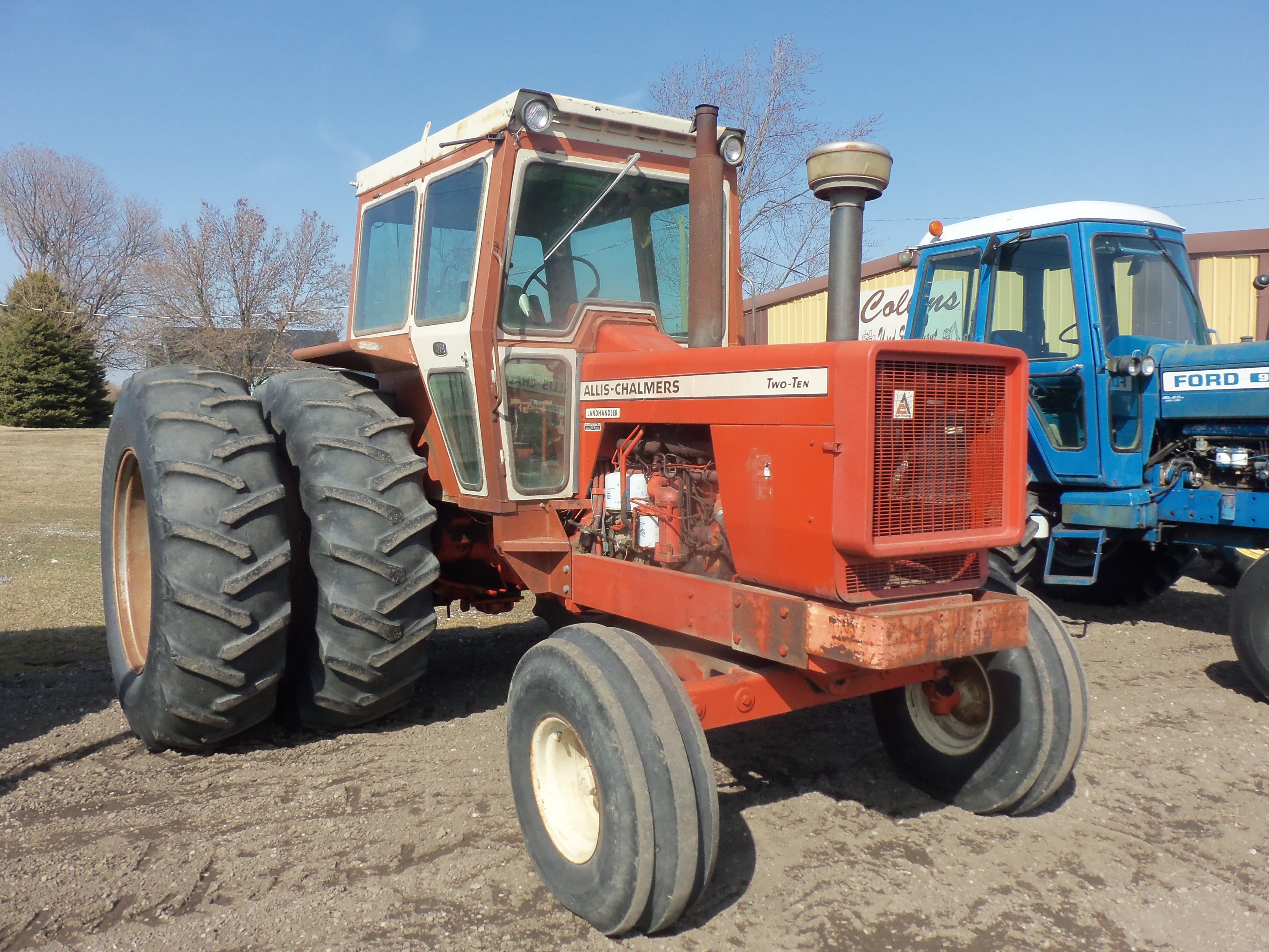 122hp Allis Chalmers 210 or Two Ten   Allis-Chalmers ...
