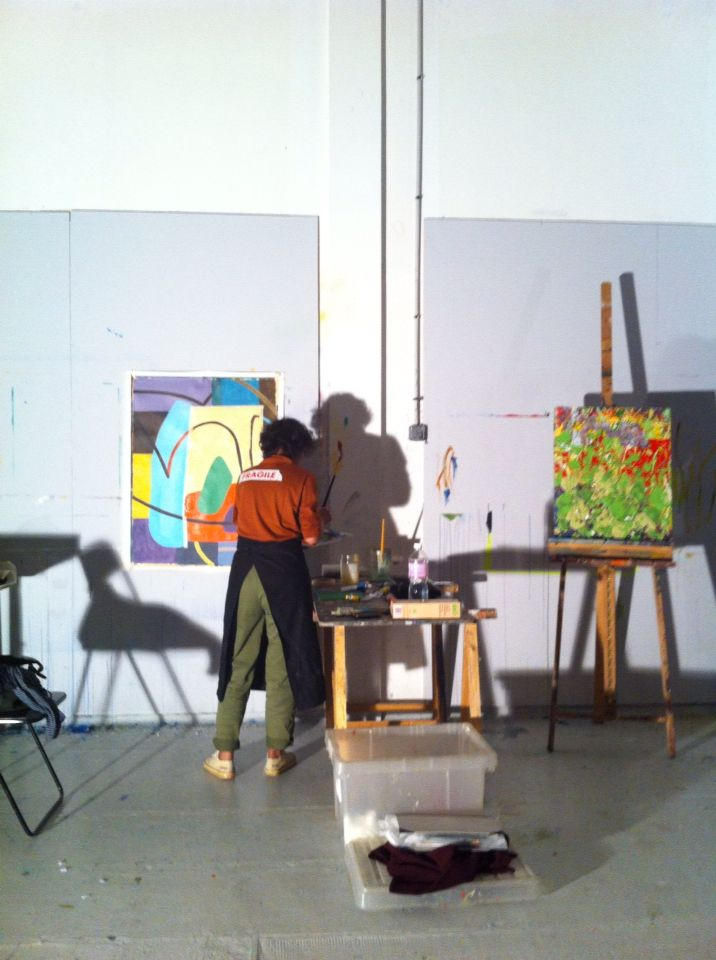 Studio di artisti #nuitblancheaparis