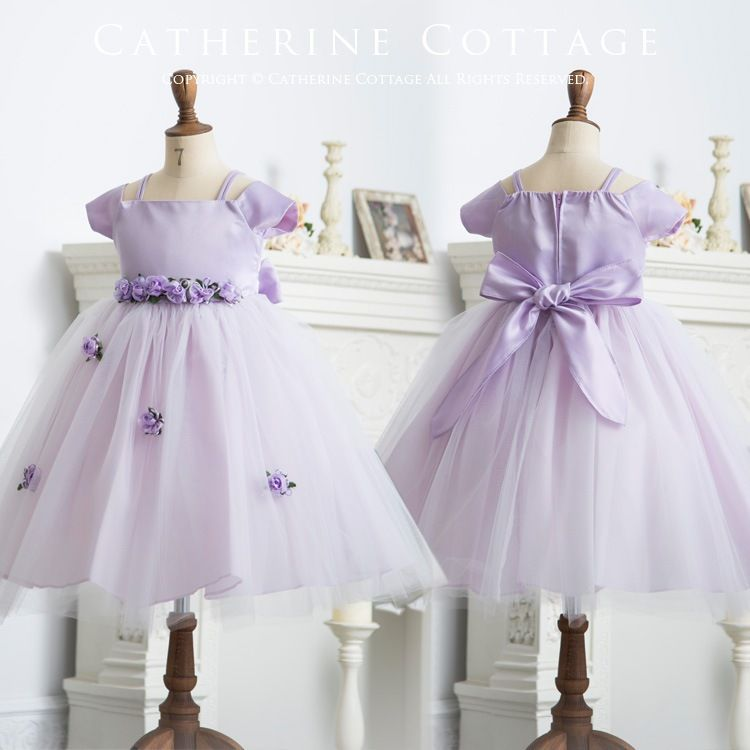 Find More Dresses Information about Sweet Lavender Tulle Little Flower Princess Dress/Birthday Party Dress,High Quality dress up time prom dresses,China dress sweet Suppliers, Cheap dresses for birthday parties from VANESSA International Trading Co., LTD on Aliexpress.com