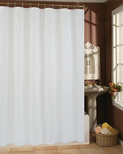 Frosted Shower Curtain Liner PEVA 5G