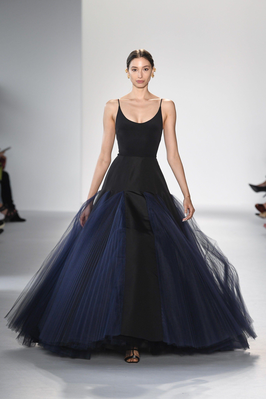 Christian Siriano Spring 2018 Ready-to-Wear Fashion Show | Pinterest ...