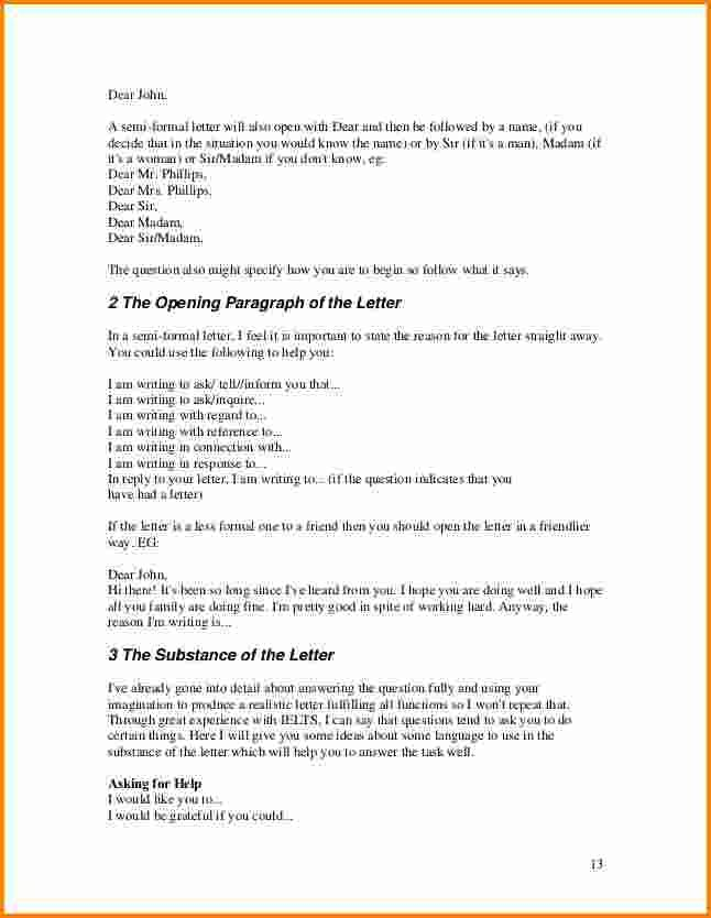 8 how to write a semi formal letter outlineformatsample com 8 how to write a semi formal letter outlineformatsample com thecheapjerseys Image collections