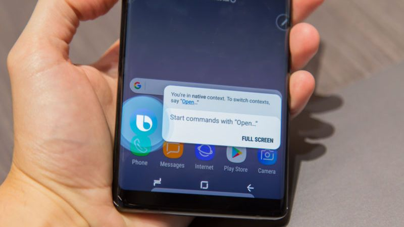 Samsung is all talk about the IoT with Bixby 2.0 and