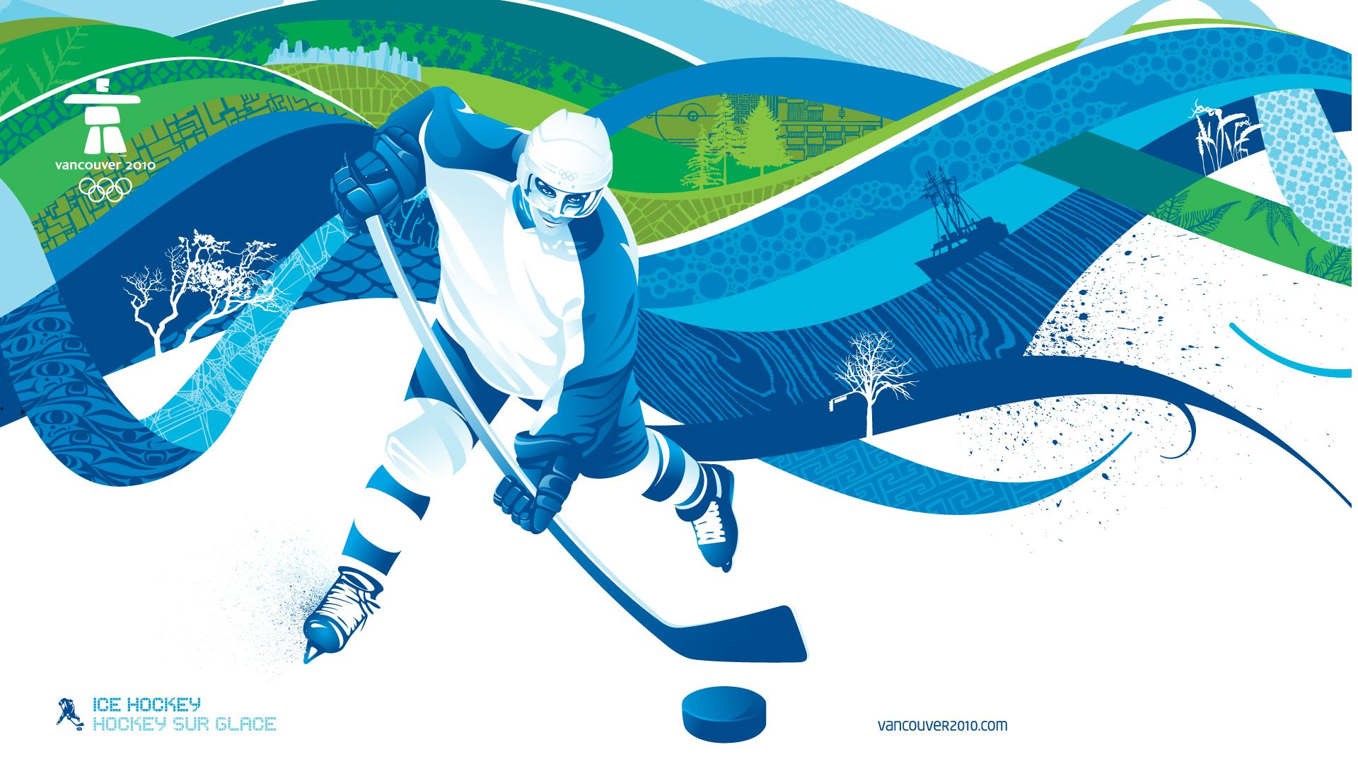 Looking Back At 120 Years Of Olympic Poster Design 100 Posters Colorlib Vancouver Wallpaper Poster Design Sports Wallpapers