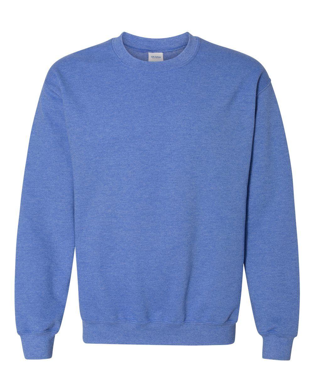Gildan Heavy Blend Crewneck Sweatshirt 18000 In 2021 Crew Neck Sweatshirt Sweatshirts Mens Sweatshirts [ 1250 x 1000 Pixel ]