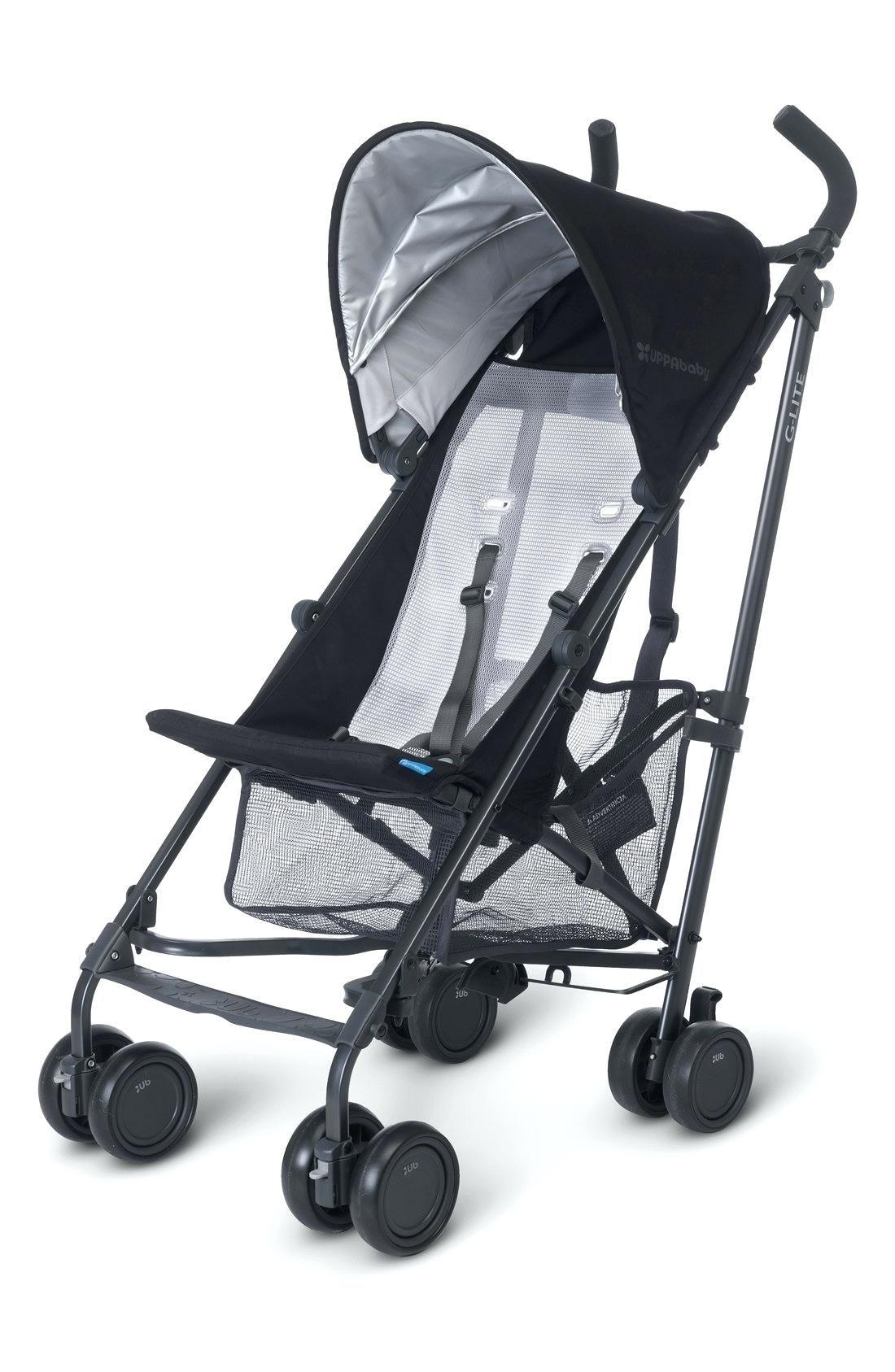Baby Kinderwagen Tasche Haken Uppababy G Lite Black Frame