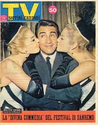 Sorrisi e Canzoni TV Walter Chiari