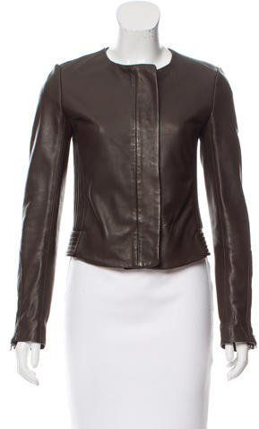 A.L.C. Casual Leather Jacket
