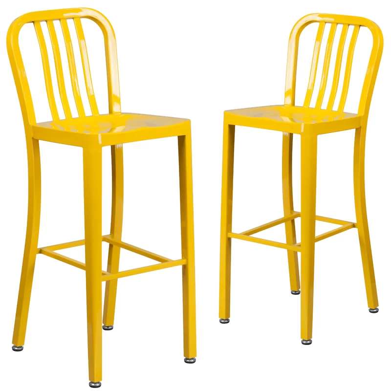 Found It At Wayfair Juno 29 5 Bar Stool With Images Patio Bar Stools Outdoor Bar Stools Bar Stools
