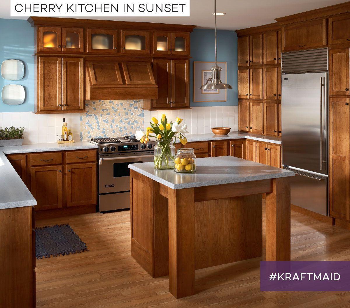 Craftsman Character Kraftmaid Kitchen Cabinets Modern Kitchen Furniture Kraftmaid Kitchens