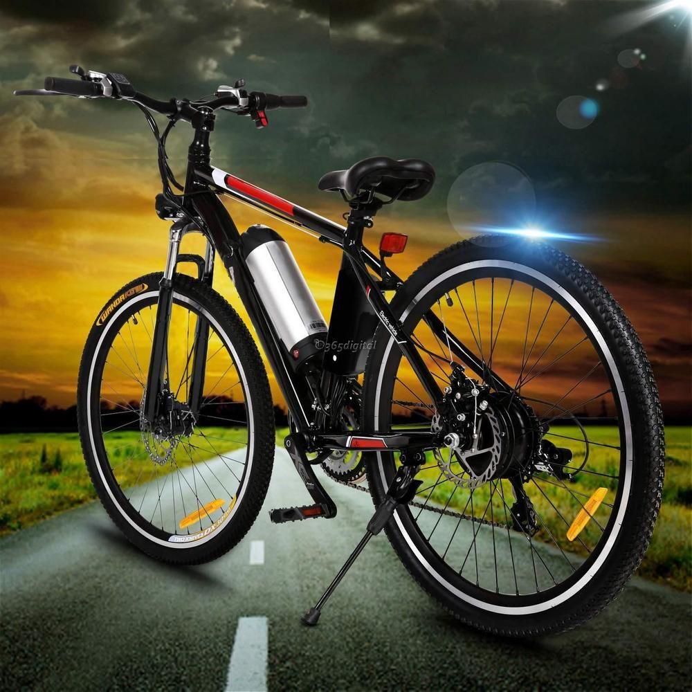Ebay Angebot 26 Mountainbike Bergbike Bergfahrrad E Bike Bis 35km