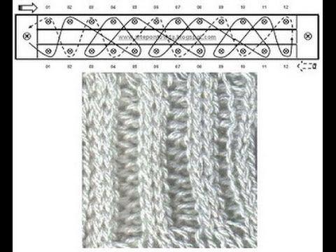 RAKE/DOUBLE KNIT- Alligator Stitch | Loom knitting videos ...