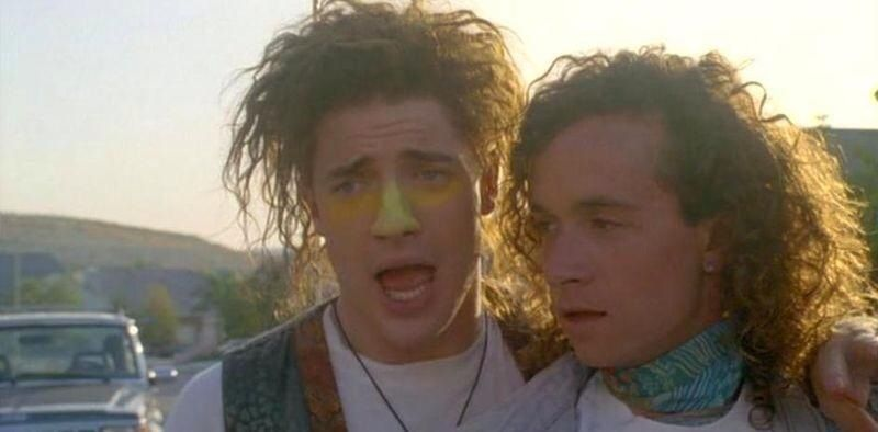 Brendan Fraser Pauly Shore Bio Dome Kennedy This Is What I