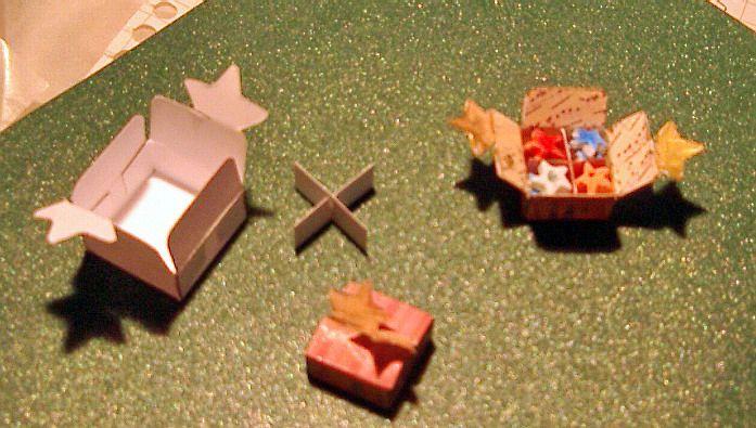 Puno Minis 1:12: Advent Calendar 2012 Puno