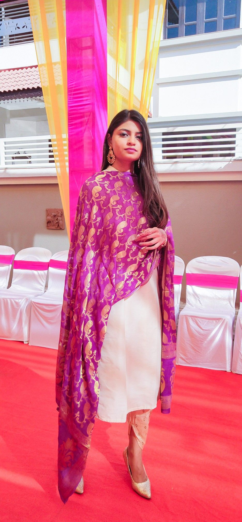 Outfit Ideas For Indian Wedding Guest Indianweddinoutfit Wedding Guest Outfit Indian Wear Indianou Wedding Guest Outfit Mehendi Outfits Guest Guest Outfit [ 2016 x 936 Pixel ]