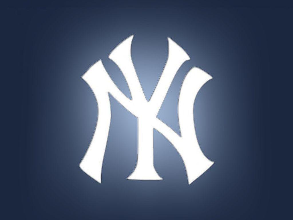 Ok My Boyfriend Is A Yankee Fan So I Guess I Have To Give Them A Chance Lol New York Yankees Logo New York Yankees Yankees Logo