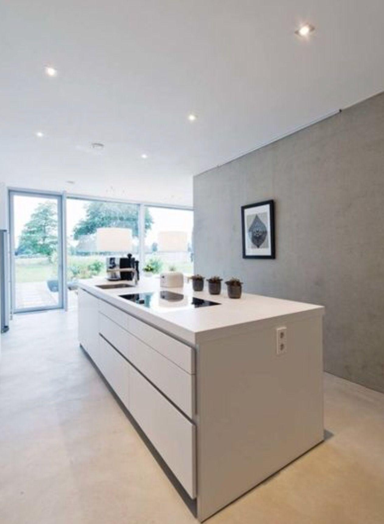 Downlights in kitchen cocinas modernas pinterest cocina moderna ikea y moderno - Downlight cocina ...