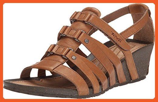 c901ef07ed Teva Women's Cabrillo Sandal, Tan, 9 M US - Sandals for women (*Amazon  Partner-Link)
