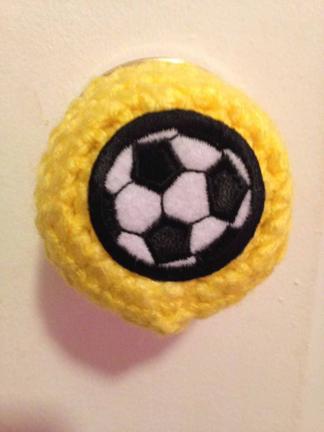 Sports Door knob covers baseball soccer football basketball boys ...