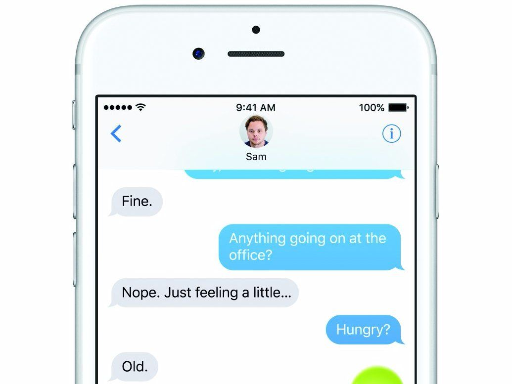 Apple has seriously considered iMessage for Android (With