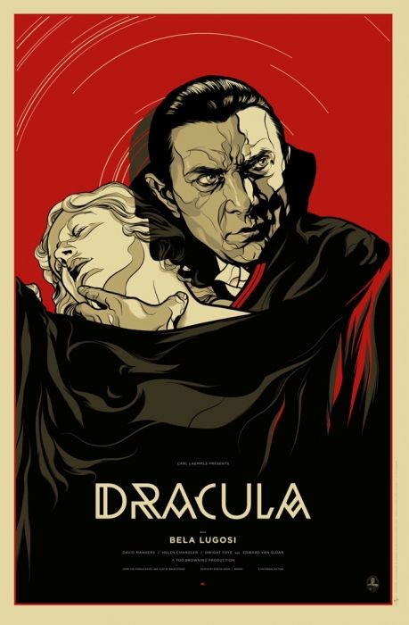 Mondo: The Archive | Martin Ansin - Dracula, 2011