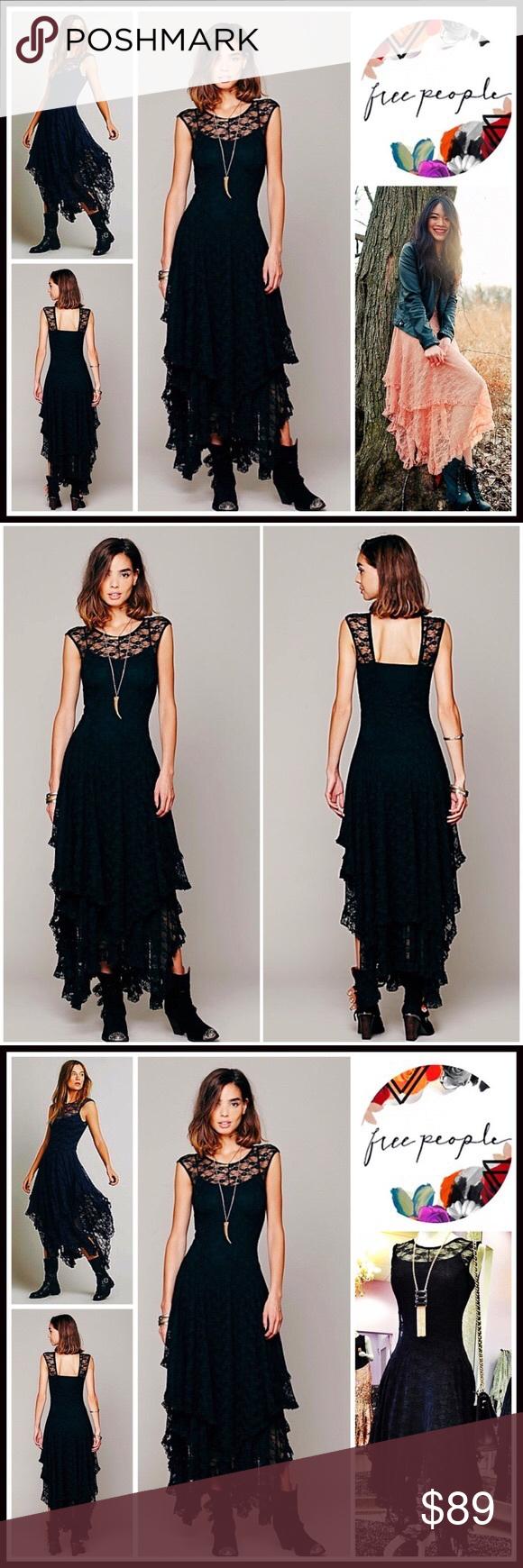 Black embellished neck semi-sheer maxi dress