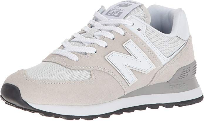 Amazon.com | New Balance Women's Iconic 574 Core Sneaker ...