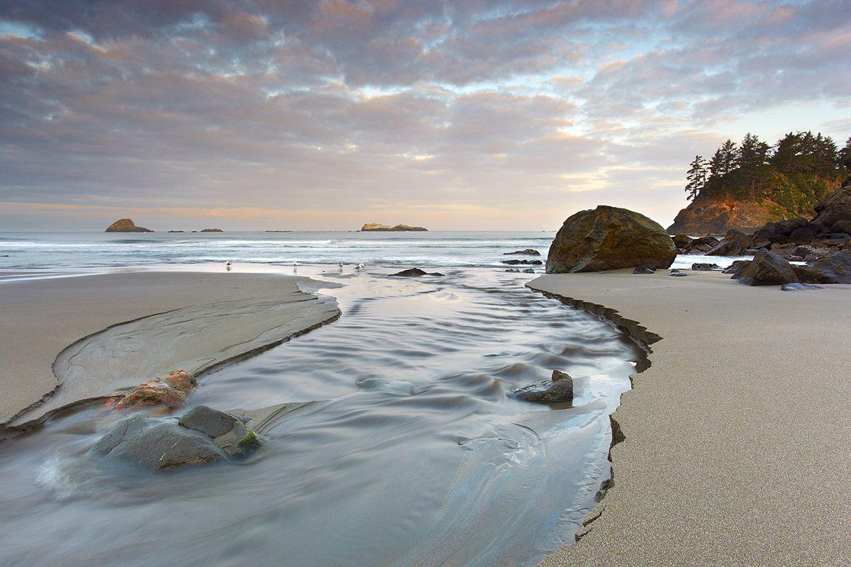 CAs Photograpy   Trinidad Stream 1 – Trinidad, California, Humboldt County - Photo: Patrick Smith Photography