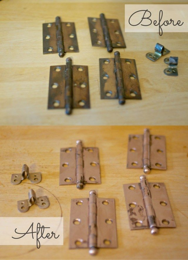 How To Clean Cabinet Hardware Mycoffeepot Org