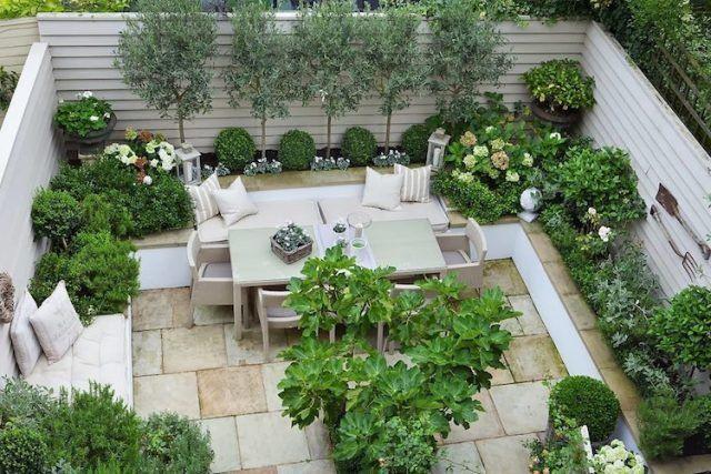 Aménager son jardin et terrasse – 52 idées pour votre oasis   Garden ...