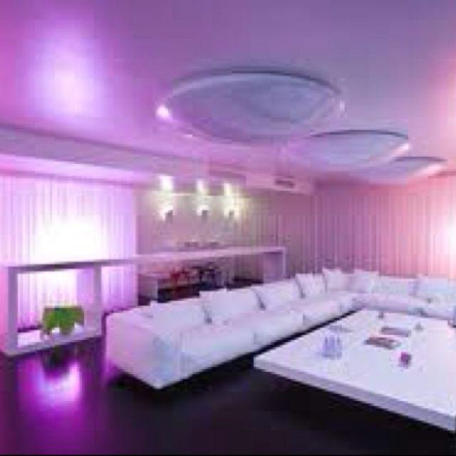 Nice lounge area
