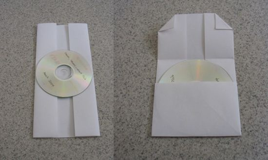how to make cd case out of paper - Onwebioinnovate