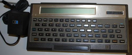 Hp 75c Calculator Computer